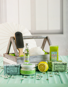 Gifts For Women - Smooth and Beautiful Feet Crate